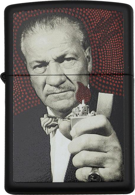 Mr. Blaisdell Lighter