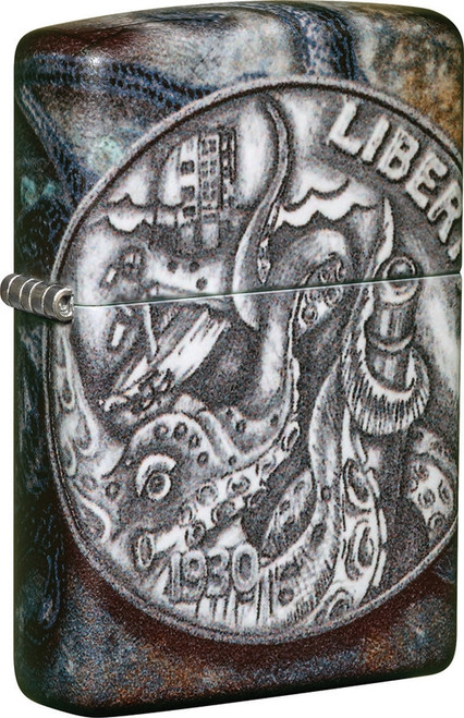 Pirate Coin Lighter