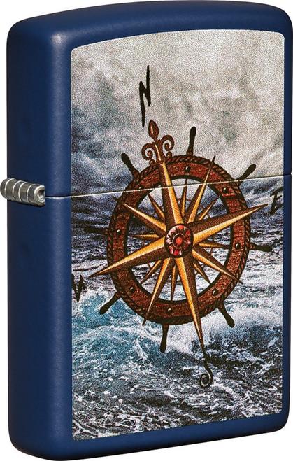 Compass Design Lighter