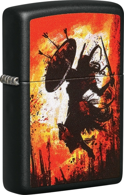 Warrior Lighter