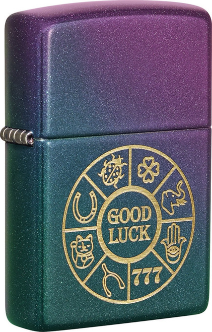 Lucky Symbols Lighter