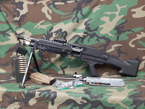 A&K M249 Parts Lot - BONEYARD