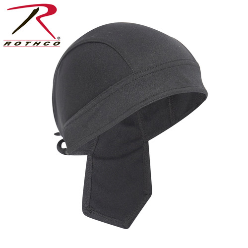 Rothco Moisture Wicking Headwrap - Black