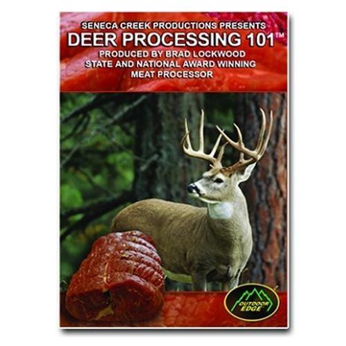 Deer Processing 101 Dvd
