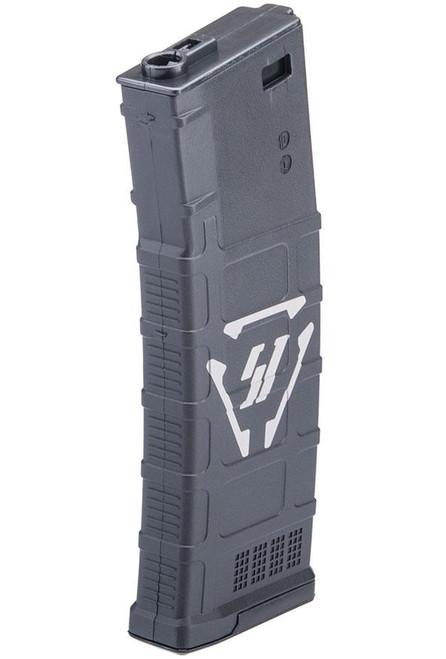 Helios Strike Industries Licensed 220rd Mid-Cap Polymer Magazine for M4/M16 Series Airsoft AEG Rifles