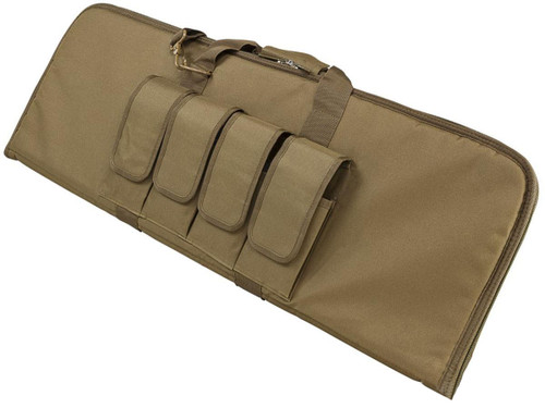 "VISM / NcStar 36"" Carbine Length Nylon Gun Bag (Color: Tan)"