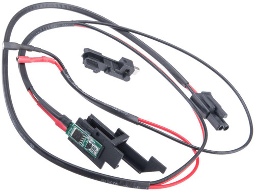 LCT Airsoft Replacement Wiring Assembly w/ MOSFET for Ver.3 Gearboxes