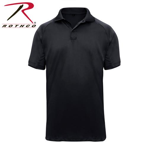 Rothco On Duty Performance Polo - Black