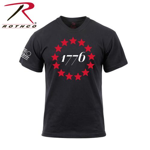 Rothco 1776 T-Shirt - Black