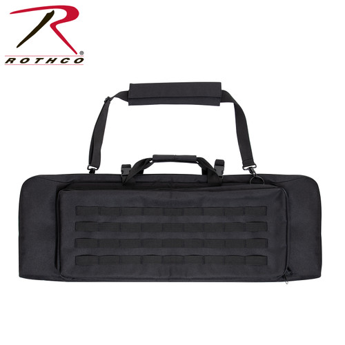 Rothco Low Profile 36 Inch Rifle Case - Black
