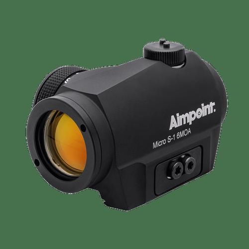 Aimpoint Micro S-1 6 MOA Red Dot Reflex Sight w/Integrated Shotgun Rib Mount