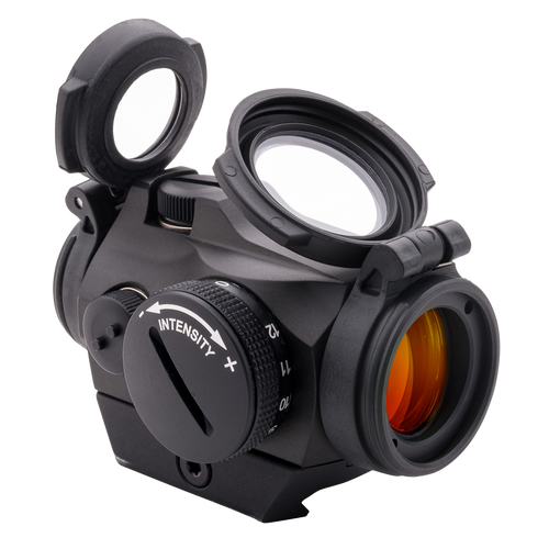 Aimpoint Micro H-2 6 MOA Red Dot Reflex Sight w/Standard Mount for Weaver/Picatinny