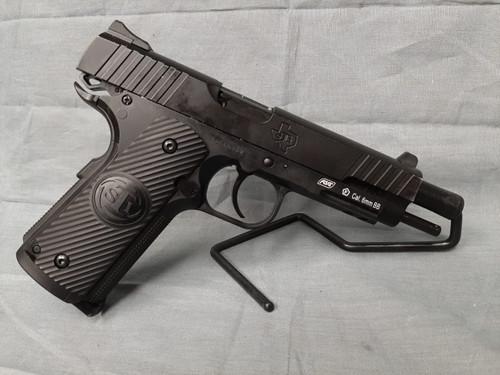 ASG STI Duty One Airsoft Pistol CO2 Blowback - BONEYARD