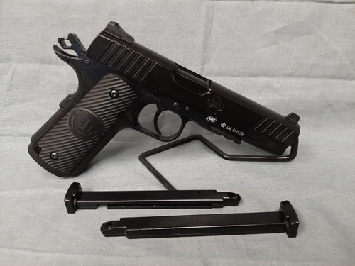 ASG STI Duty One Airsoft Pistol CO2 Blowback - Package - USED