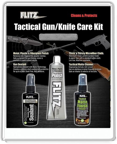 Tactical Gun/Knife Care Kit