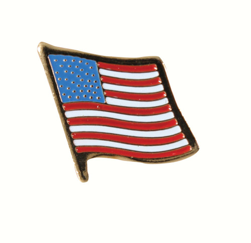 Pin - U.S. Flag