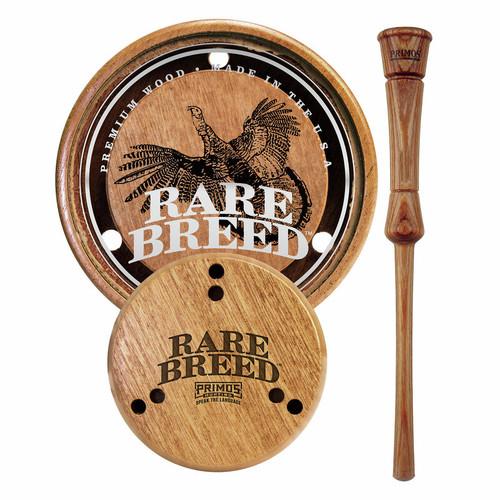 Rare Breed Glass Wood Grain Pot Call