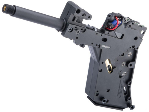 Krytac Complete Replacement 8mm Gearbox Assembly for KRISS Vector Airsoft SMG