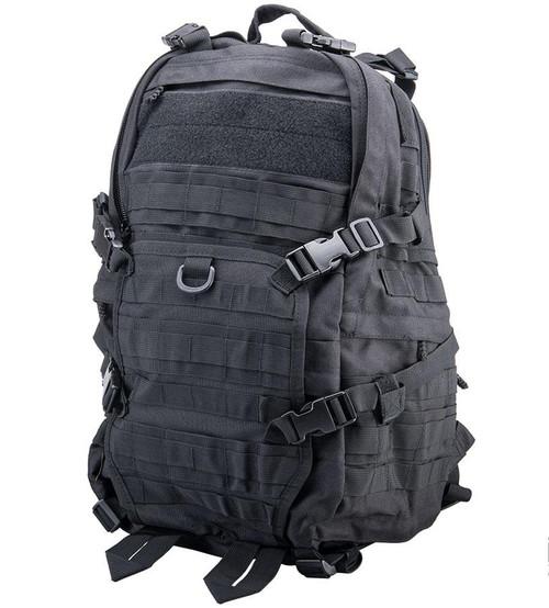 Matrix Tactical Military Rifle Patrol Backpack (Color: Black)