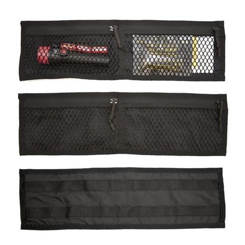 LBX Tactical Two Pocket Side Sleeve (Color: Black)