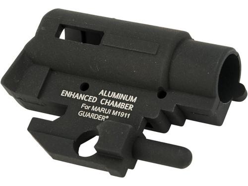 Guarder CNC Machined Aluminum Enhanced Hop-Up Chamber for Tokyo Marui M1911 / MEU / Detonics GBB Pistols