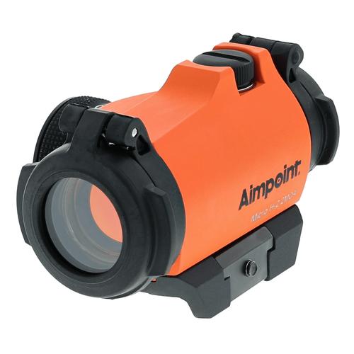 Micro H-2 Red Dot Reflex Sight - Standard Mount - Orange Cerakote