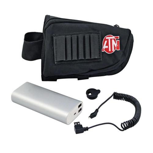 ATN ACMUBAT160 Automatic Standard Power Weapon Kit