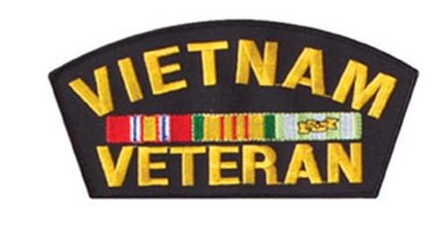 Vietnam Veteran - Patch