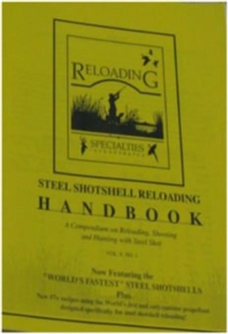 Steel Shot Handbook