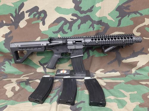 Crosman DPMS SBR Select Fire BB Rifle - USED