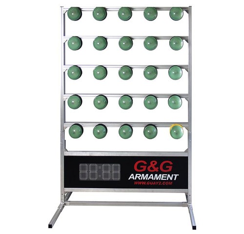 G&G 5 x 5 Multifunctional Electronic Target System