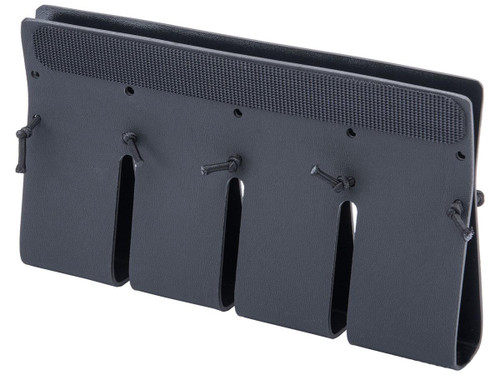 TMC 4-Cell Kydex Kangaroo Magazine Inserts for Front Plate Carrier Flaps