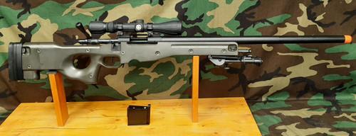 G&G G960 Gas Powered Full Size Airsoft Sniper Rifle - BONEYARD