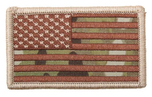 Patch - Multicam U.S. Flag - Morale Patch