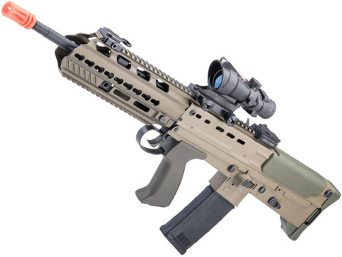 ARES L85-A3 Electric Blowback AEG Bullpup Rifle w/ EFCS Gearbox (Model: Standard Version)