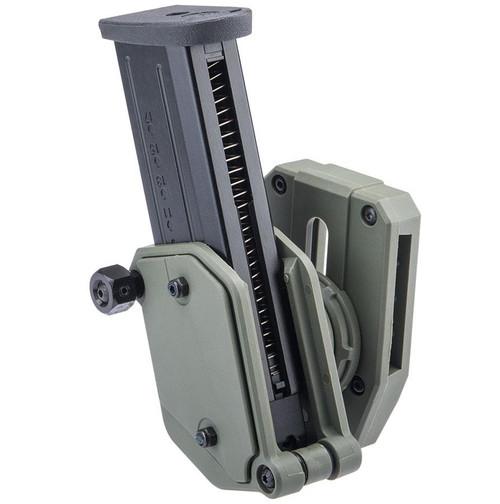 Matrix Multi-Angle Rotating Magazine Pouch (Color: Olive Drab)