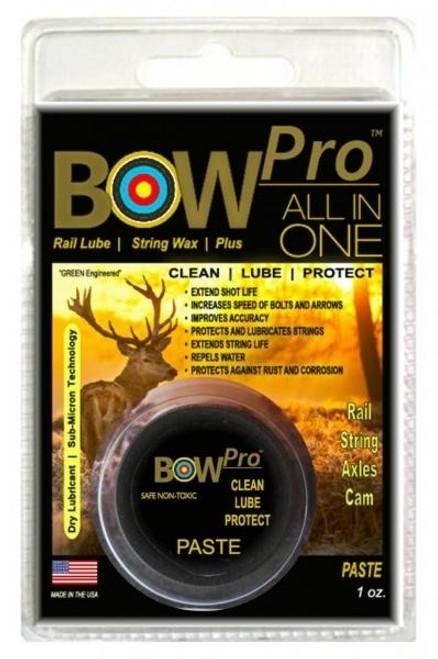 Bow-pro Premium Lube 1 Oz. Paste