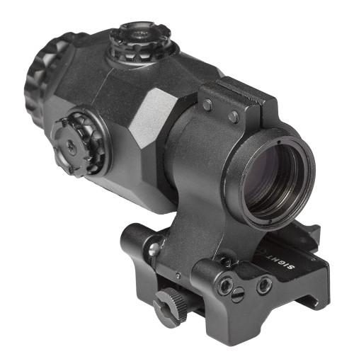 Sightmark Xt-3 Tactical Magnifier W/Lqd Flip Ti Side Mount