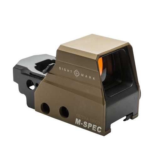 Sightmark Ultra Shot M-spec Fmsreflex Sight Dark Earth