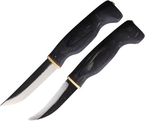 Fixed Blade Set Black WJ23AVKM