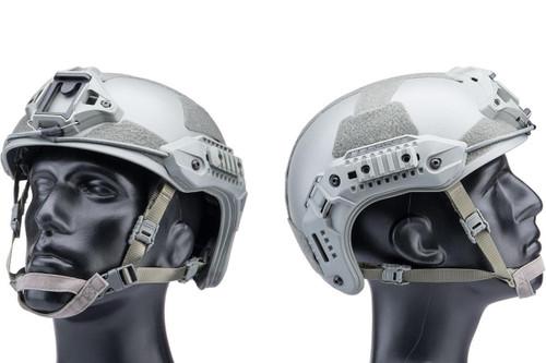 Modular Ballistic-Style Tactical Airsoft Bump Helmet