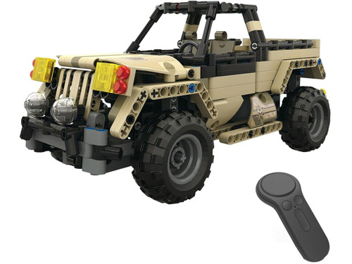 MouldKing Armour Alliance RC Block Toy Set (Model: Buggie)