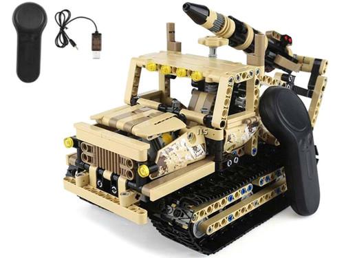 MouldKing Armour Alliance RC Block Toy Set