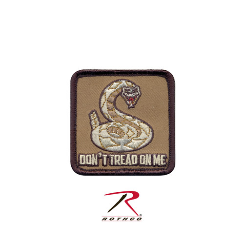 Patch - Don't Tread On Me