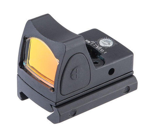 Matrix Shockproof Rated Low Profile Micro Red Dot Sight