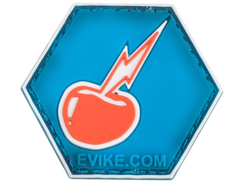 """""""Operator Profile PVC Hex Patch"""" Gamer Series 3 (Style: Electric Cherry)"""