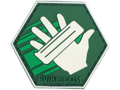 """""""Operator Profile PVC Hex Patch"""" Gamer Series 3 (Style: Sleight of Hand)"""