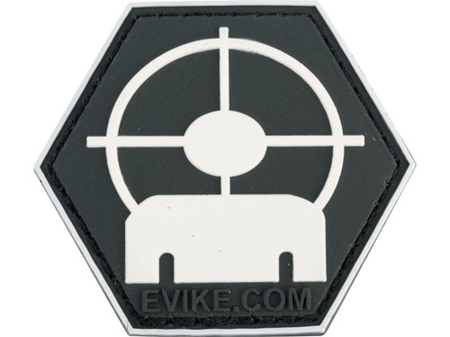 """Operator Profile PVC Hex Patch"" Gamer Series 3 (Style: Deadshot Daiquiri)"