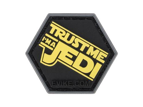 """Operator Profile PVC Hex Patch"" Trust Me Series (Style: Jedi)"