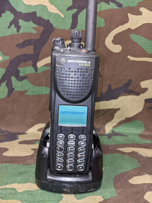 Motorola XTS 3000R Bundle